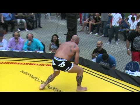 Ian Freeman Vs Ricco Rodriguez - UFC Veterans