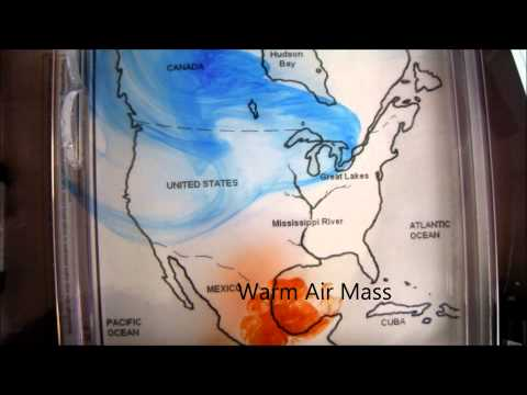 Air Masses--Your Weather & Climate