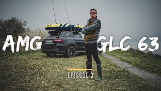 SILLY REVIEW OF THE NEW MERCEDES AMG GLC 63s