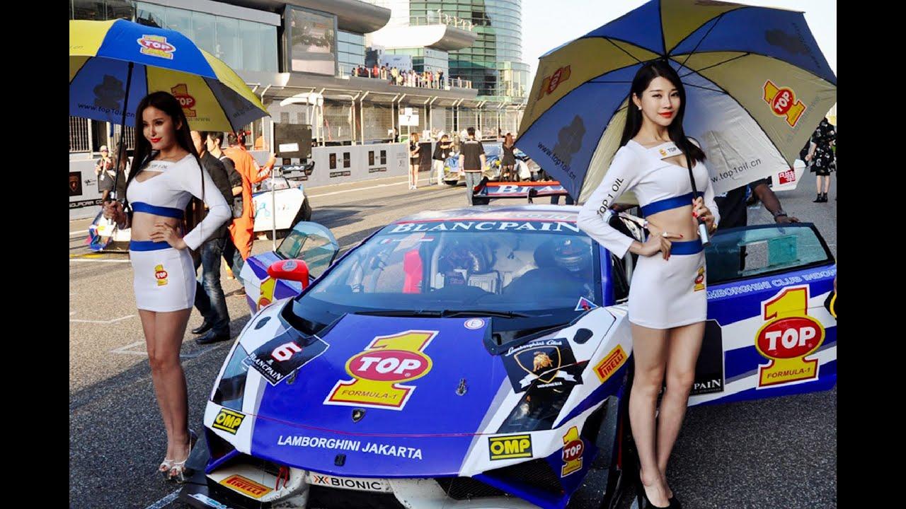 Top 1 Lamborghini Jakarta Racing Car At Super Trofeo Youtube
