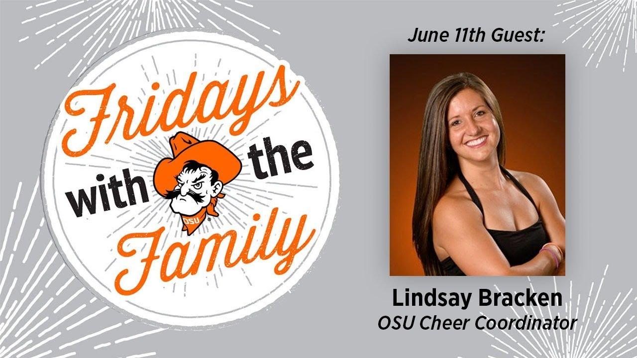 Image for Fridays with the Family - Lindsay Bracken webinar