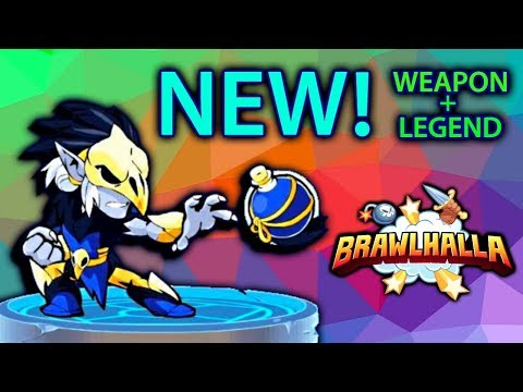 ► NEW WEAPON + LEGEND UNVEILED!! ◄ Dusk • Orb + Spear