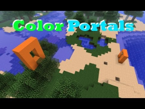 Inactive - [TP/FUN/MECH] Color Portals - build physical