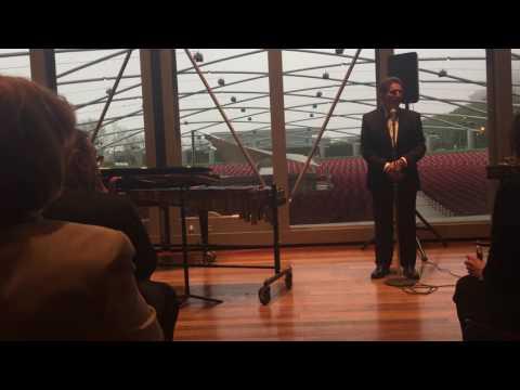 Joel Cohen Xylophone Program