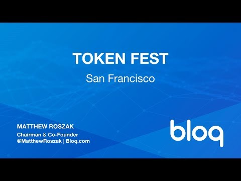 Keynote: Enterprise Blockchain with Matt Roszak