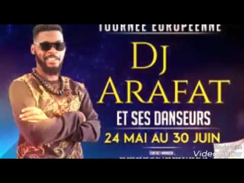 DJ ARAFAT   remix officiel kpadoompo