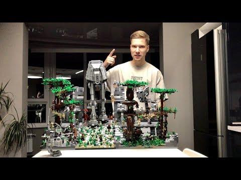 Лего Обзор - Битва на Эндоре