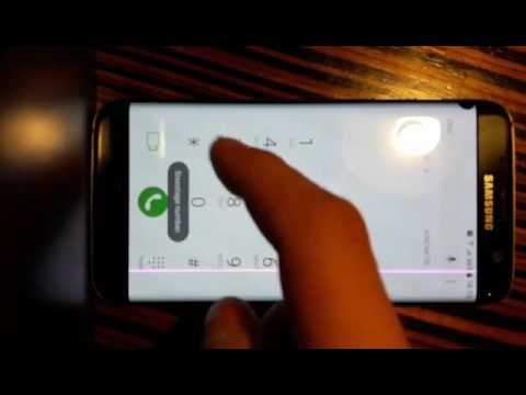 Samsung Galaxy S7 Edge Pink line on screen SOLVED!