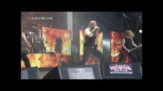 Amon Amarth - Live Wacken 2012 [Full Concert] [HD]