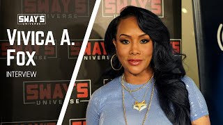 Vivica A. Fox Thoughts on 'Set it Off' Remake & Strategy as a Business Woman
