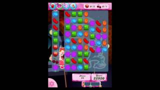 Candy Crush Saga Level 221 Walkthrough