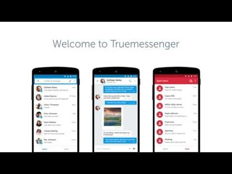 Truemessenger: an SMS app that will kill spam and identify unknown callers