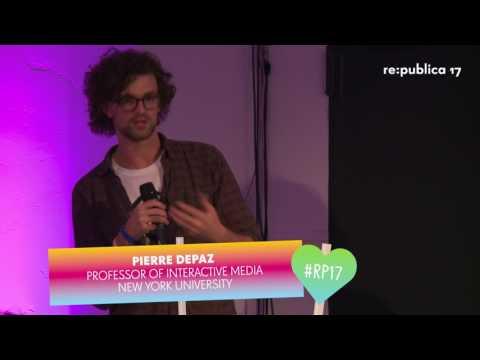 re:publica 2017 - Pierre Depaz: Re: Action? - Software for political protest