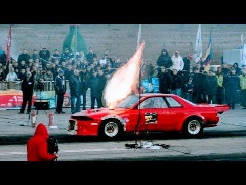 На пределе! - Nissan Skyline GTR R34 Брайана О'Коннера фул тюнинг .