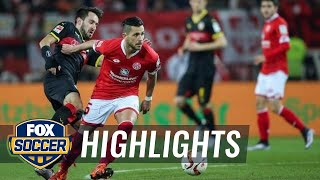 Video Gol Pertandingan FSV Mainz 05 vs Vfb Stuttgart