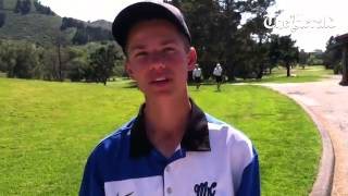 Monte Vista Christian junior Ryan Slater talks about falling short in a playoff at the CCS golf tour
