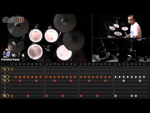 Symphony Of Destruction - Megadeth (aula de bateria)