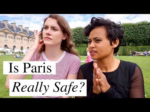 IS PARIS SAFE? | APOP