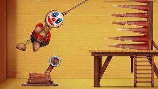 Gallows Machines vs Funny Buddy | Gameplay Walkthrough #41 #Kickthebuddy