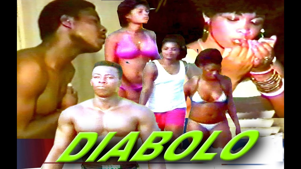 Download DIABOLO  The Snake Man  1989 Ghanaian movie