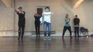 Соня Цветкова-Hip hop choreo