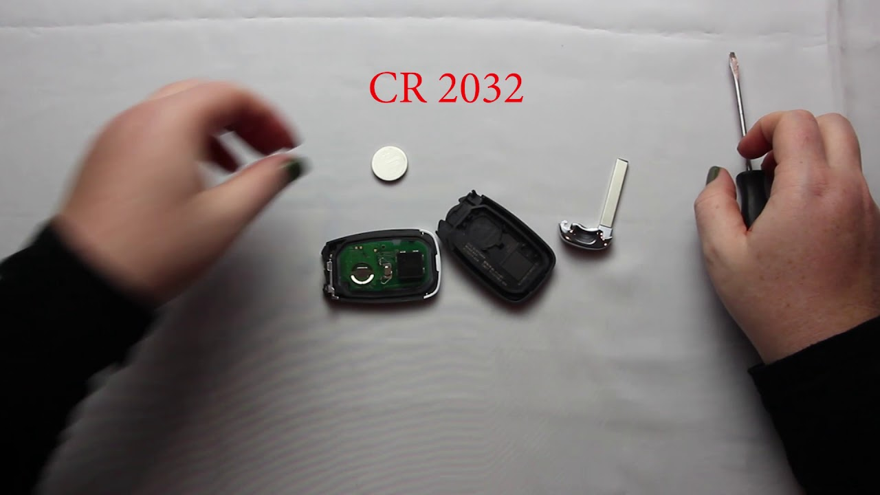 How To Replace A 2018 - 2020 Chevrolet Equinox Key Fob ...