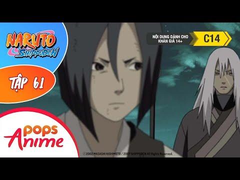 Naruto Shippuden Tập 61  Tiếp Xúc  Trọn Bộ Naruto Lồng Tiếng
