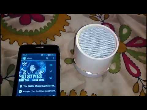LATEST Mini Bluetooth Speaker (Unboxing & Review)