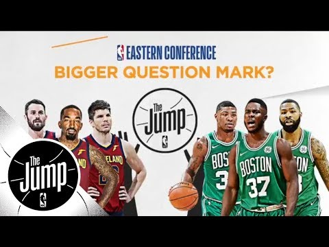 Eastern Conference finals preview: Bigger question mark, dominance, gimmicks   The Jump   ESPN