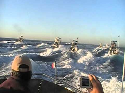 Extreme Shotgun Start In The Tuna Jackpot In Cabo San Lucas Nov. 2010