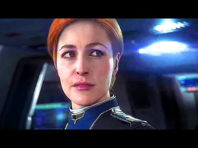 STAR CITIZEN : SQUADRON 42 Bande Annonce (CitizenCon 2018) Gillian Anderson, Mark Hamill