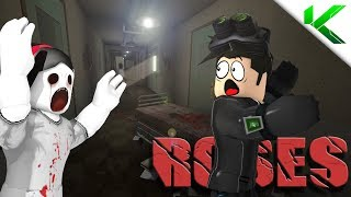 DON'T PLAY THIS ROBLOX GAME AT NIGHT! - Roblox Roses