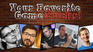Your Favorite Game Sucks! - The Dumbest Panel @ PAX 2015