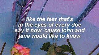 Red Hot Chili Peppers: Midnight lyrics