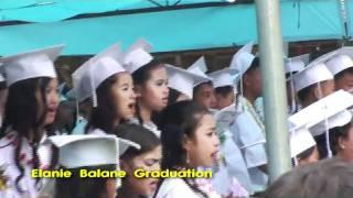 Tulay na Lupa Elementary School 2009 Graduation