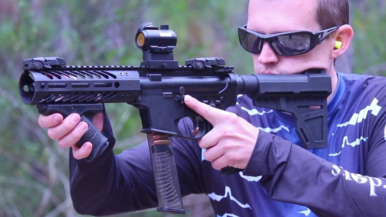 How to Assemble a QC10 Upper Receiver (9mm AR)