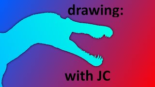 Drawing a Dinosaur (100 view special)