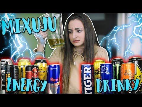 MIXUJU ENERGY DRINKY! ⚡