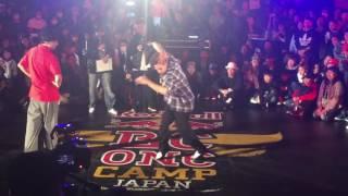 "Kite vs Greenteck - Finał Popping 1vs1 na Battle ""Samurai"""
