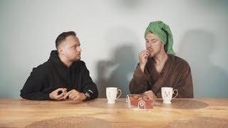 Pokalbiai prie stalo su Katleriu ir Stonkumi