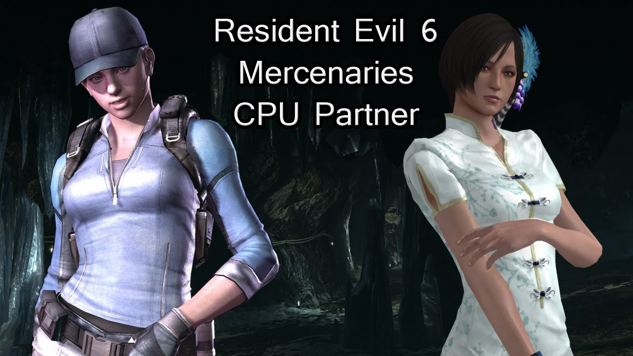 Playing with the CPU - Resident Evil 6 Mercenaries (PC, Fluffy Manager 5000  Mod Manager)
