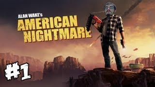 BARRY! SONO TORNATO COGLIONE! - Alan Wake: American Nightmare (Episodio 1)