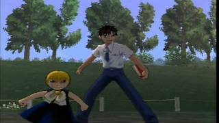 Zatch Bell Mamodo Fury - Part 1