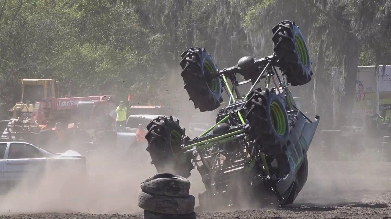 2020 Mega Mud Truck Freestyle - Iron Horse