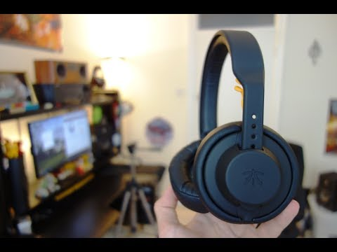 Fnatic Gear Duel gaming headset review - AIAIAI TMA-2 - By TotallydubbedHD