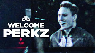 "Welcome Luka ""Perkz"" Perković 