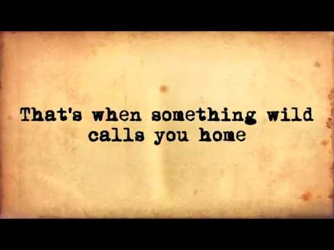 Lindsey Stirling ft. Andrew McMahon in the Wilderness - Something Wild (Lyrics)