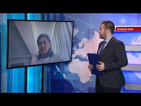 Ситуация с коронавирусом в Азербайджане. Гость - Гюльнара Мамедова