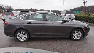 2015 Chrysler 200  Knoxville TN