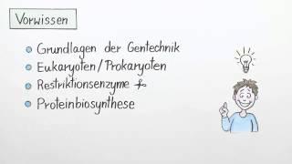 Die Klonierung in der angewandten Gentechnik | Biologie | Genetik und Entwicklungsbiologie